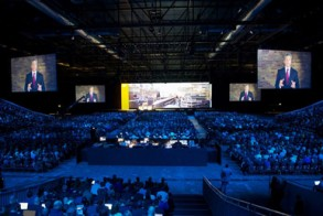SAPPHIRE NOW + SAP TechEd Madrid on Tuesday Nov 13, 2012: Keynote