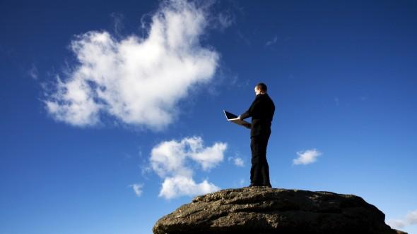 El futuro de las empresas pasa por el 'cloud computing'.  / GT