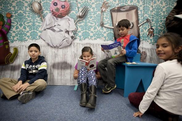 La FIL vuelve a ofrecer un intenso programa de actividades para el público infantil. / FIL