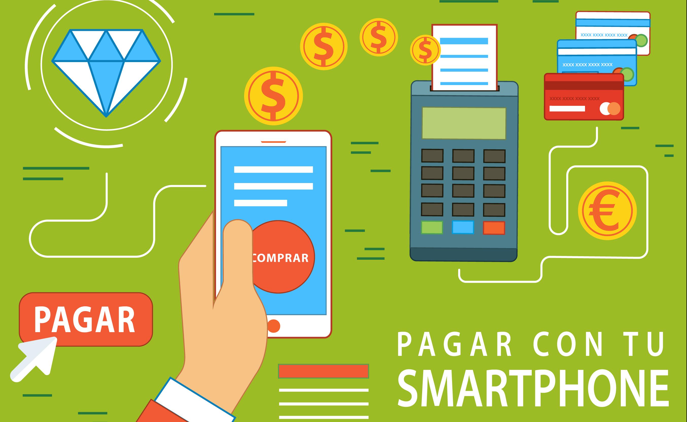 Pagar con tu smartphone