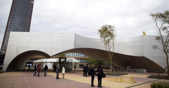Caixaforum de Sevilla Congreso de Libreros